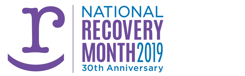 National Recovery Month 2019 30th Anniversary